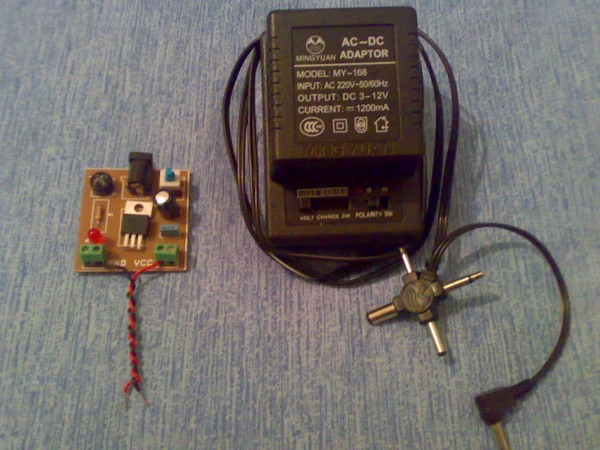 DIY Ethernet based home security system EngineersGarage
