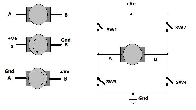 H Bridge Circuit Diagram Wiring Diagram