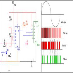 project pwm pam ppm circuit using ic 555