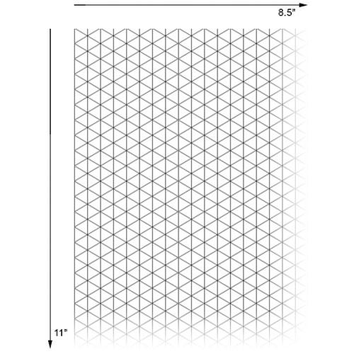 3d Graph Paper Printable 8 5x11 Printable Free Printable Worksheets