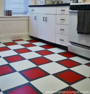 Temporary Kitchen Flooring Ideas For An Apartment Joy