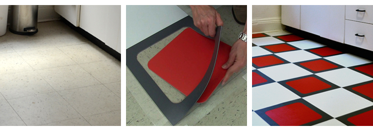 Vinyl Floor Tiles Temporary Vinyl Floor Tiles