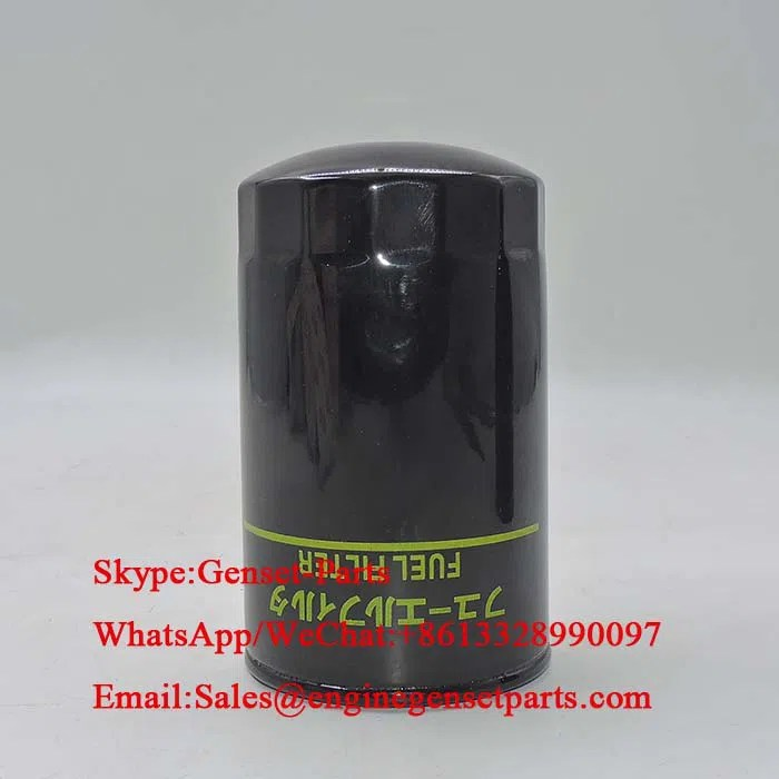Yanmar Fuel Filter 129907-55801 12990755801 Manufacturers