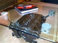 Video: How To Build An Engine Block Coffee Table - EngineLabs