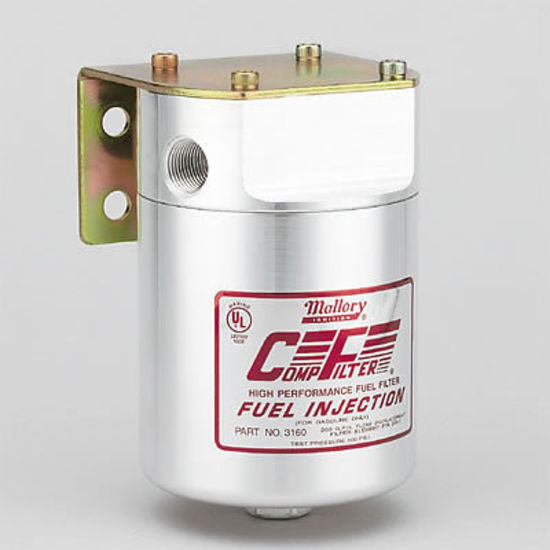 MALLORY COMP 160 FUEL FILTER 3/8\