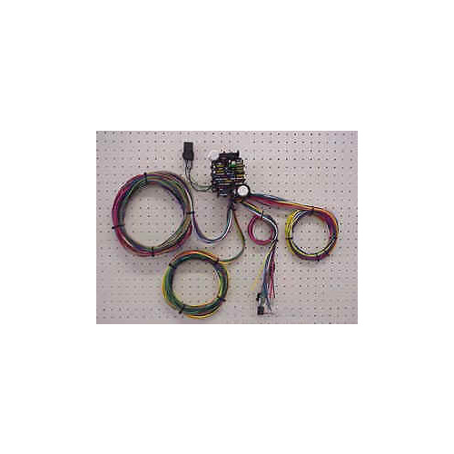 EZ WIRING 21 CIRCUIT WIRING HARNESS EZ21 WITH STANDARD FUSES  FUSE