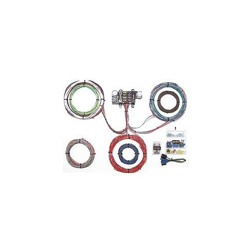 painless 8 circuit wiring harness