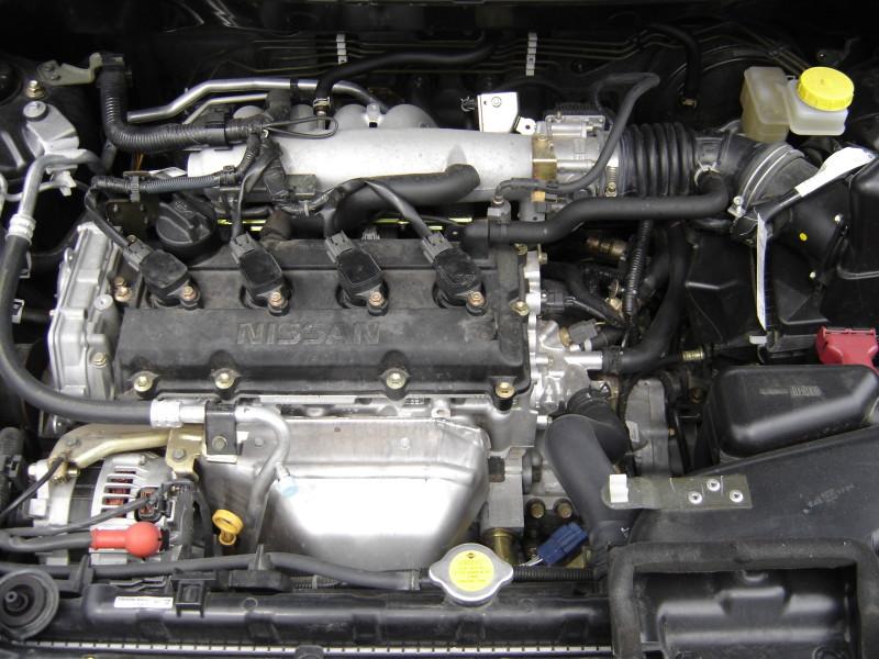 2002 nissan altima fuel filter location