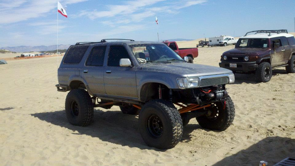 For Sale 1995 Toyota 4runner With A 2uz Fe V8 Engine
