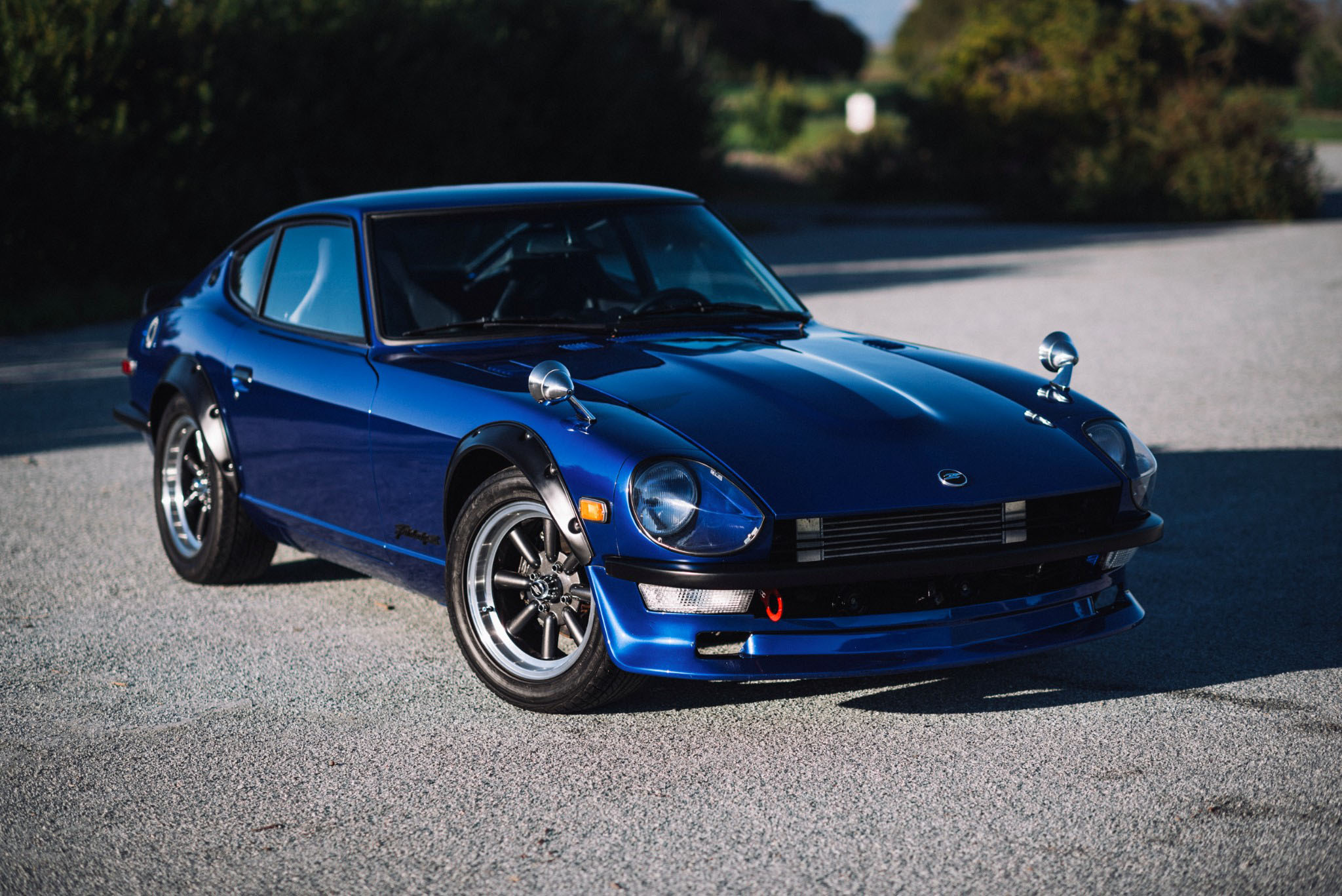 Old Time Car Wallpaper Hd For Sale 1973 Datsun 240z With A Turbo L28 Engine Swap