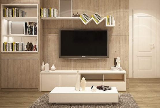 The Right TV for the Living Room England Furniture Quality - tv in living room