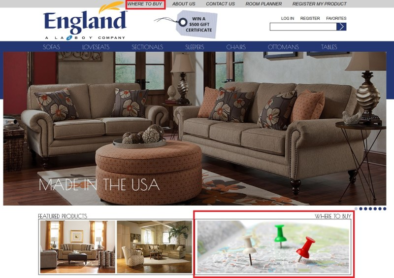 Large Of England Furniture Reviews