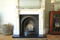 Modern Country Style Living Room - English Fireplaces