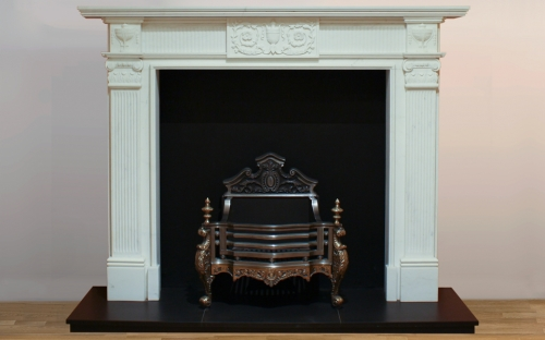 Cumberland Marble Fireplace English Fireplaces
