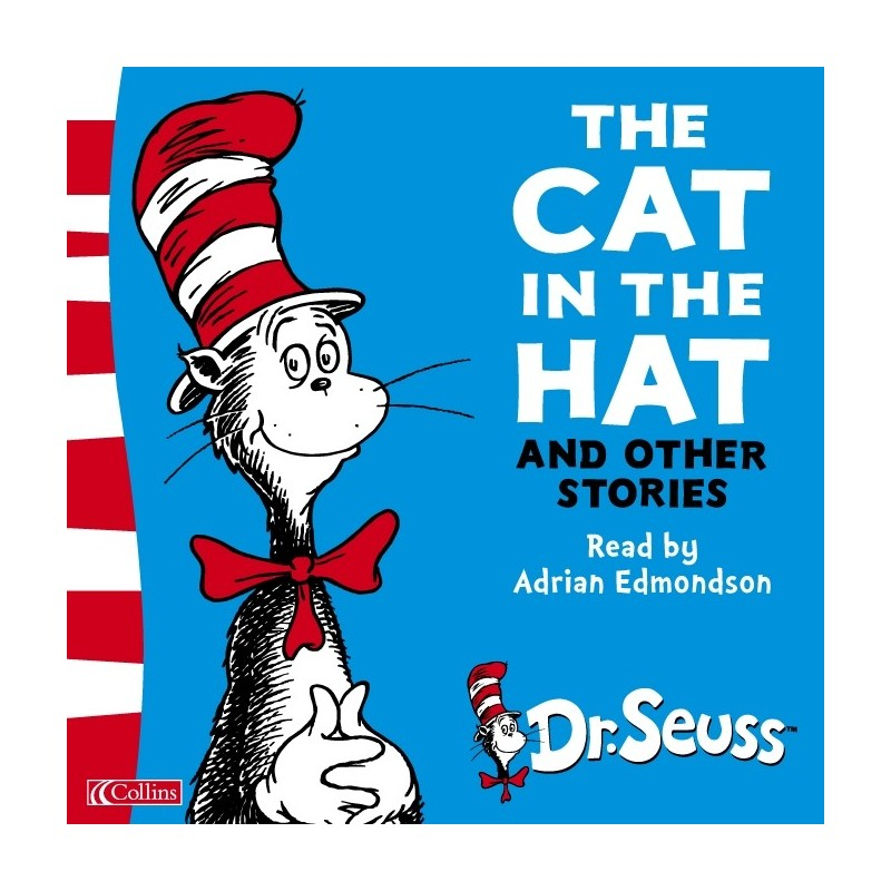 The Cat in the Hat and Other Stories (Dr Seuss) Audiobook, CD
