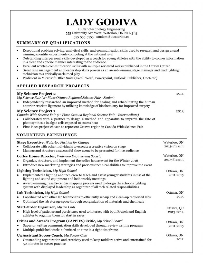 best resume template reddit