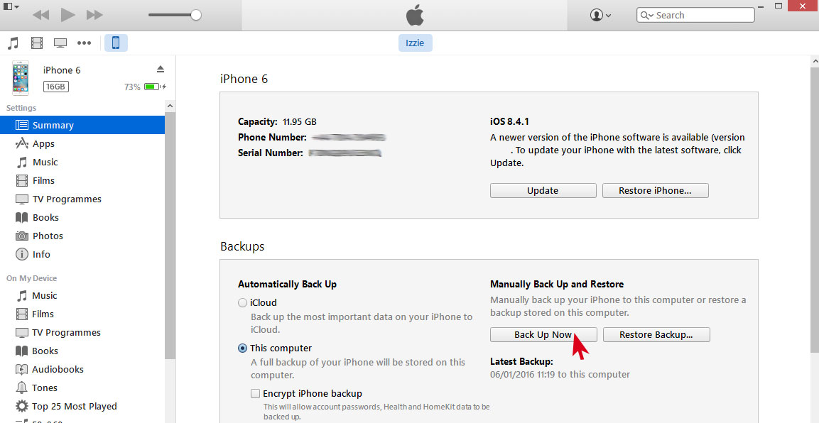 Can\u0027t Backup to iCloud \u2013 Not Enough Storage