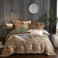 Antique Rustic Chic Vintage Old World Full, Queen Size ...