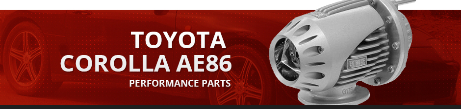 Toyota AE86 Parts Order Your Tuner Parts Here