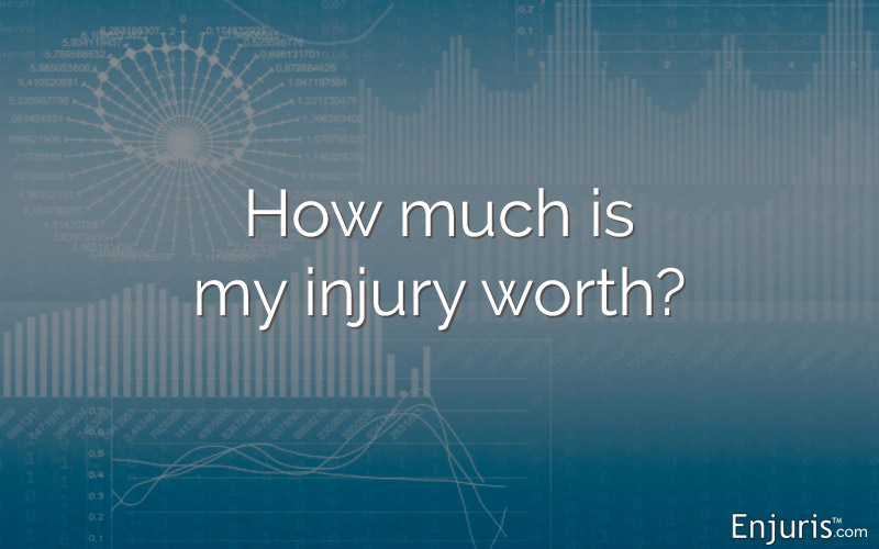 Calculating an Injury Settlement in Florida