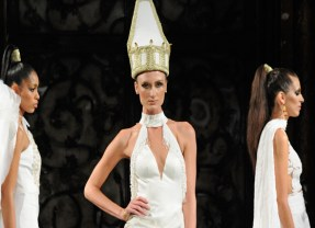First Egyptian Designer to showcase at NYFW The Shows