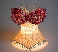 Shades of Nature: Lynn Melanson lampshade designer