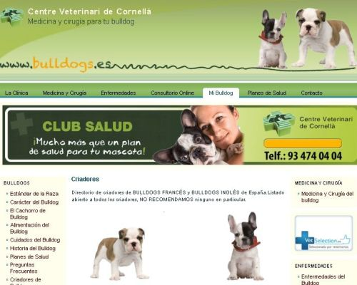 The other websites of the Clinic