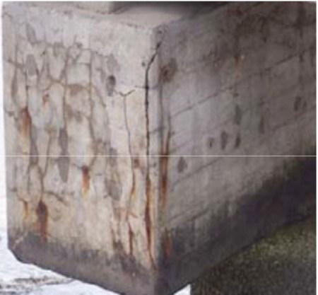 Arquitecto Técnico Valencia, Aparejador Valencia, Ataque de Cloruros