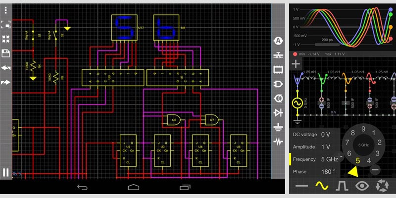 Circuit Diagram App Wiring Diagram