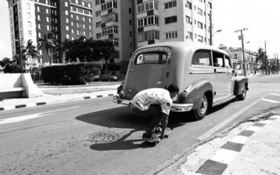 Recogida de material de skate para Cuba
