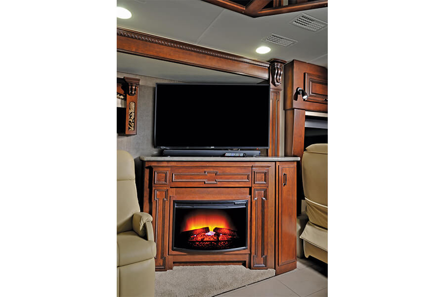 2016 Cornerstone Luxury Rv Entegra Coach