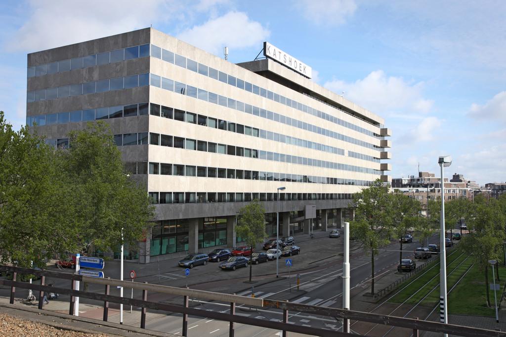 Katshoek Building, Rotterdam