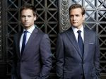 Suits Season 2 - Patrick J. Adams and Gabriel Macht