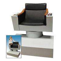 Star Trek Classic Captain Kirk Chair Prop Replica ...