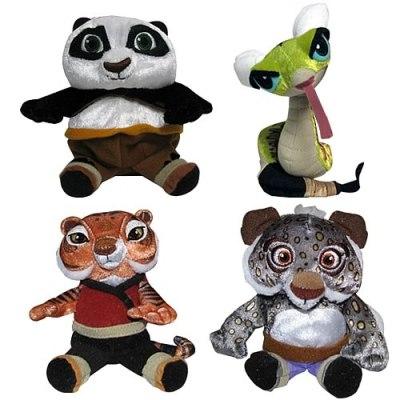 Kung Fu Panda Plush Ys
