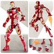 Iron Man 3 MK XLIII 1:12 Scale Die-Cast Metal Action Figure