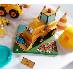 Small Crop Of Construction Birthday Party
