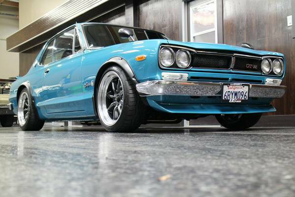1972 Nissan Skyline KGC10 – SR20DET Powered – Spectacular
