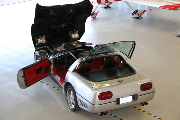 Callaway Twin Turbo Corvette C4 RPO B2K – Aerobody, TKO600, Exhaust