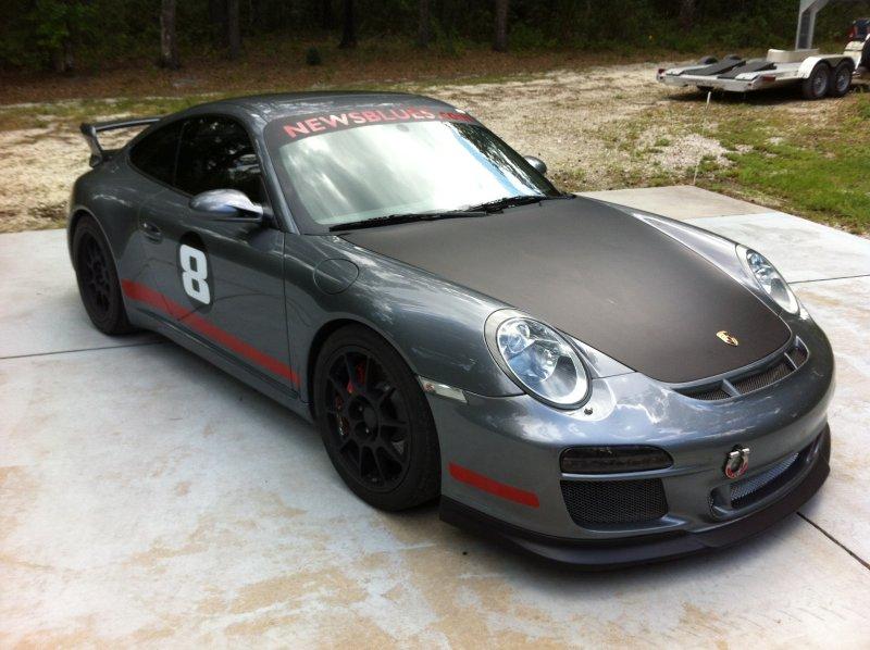 Porsche 997 Carrera S Street / Track Weapon – For Sale