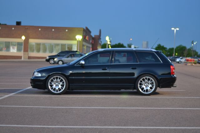 Stage 3 B5 S4 Avant – BBS, Stoptech, Vogtland