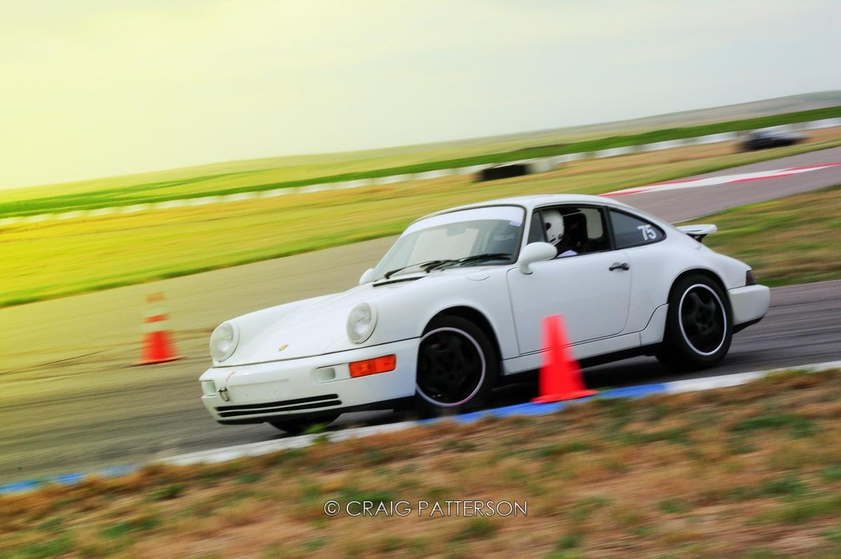 1990 Porsche 964 Carrera – Track Prepped – GP White