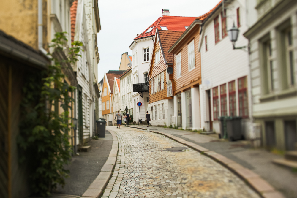 Full Hd Wallpaper Search Streets Of Bergen Norway Entouriste