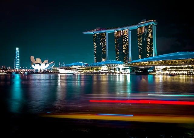 Singapore startup hub