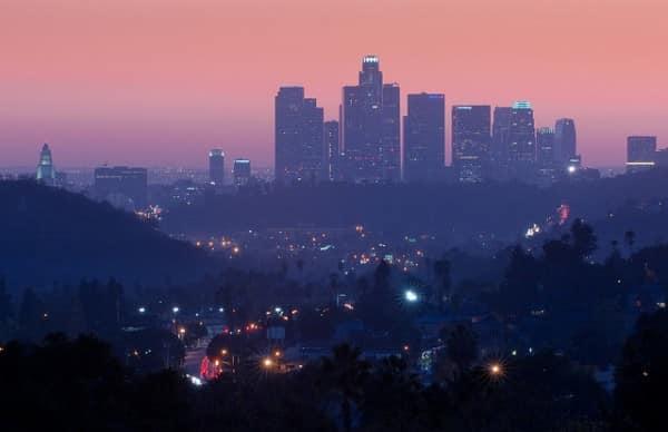 Los Angeles - startup hub