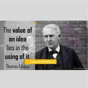 #startupquote #ThomasEdison #quote