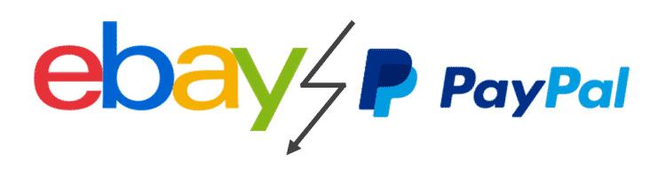Ebay Paypal split