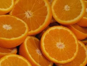 Aprovechar la cáscara de naranja