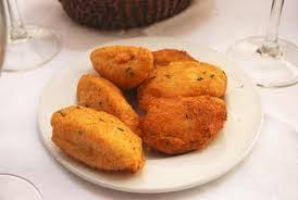 Croquetas de Patatas y Bacalao