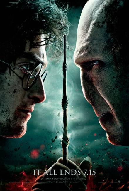 Harry Potter e as Relíquias da Morte   parte 2 ganha primeiro trailer